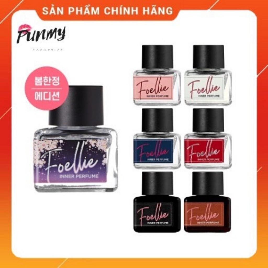 [Mã COSHOT24 hoàn 8% xu đơn 250K] [CÓ BẢN LIMITED] Nước Hoa Vùng Kín Foellie Eau De Innerb Perfume Bijou