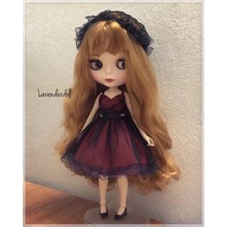 Set váy Blythe Sexy Lolita cao cấp