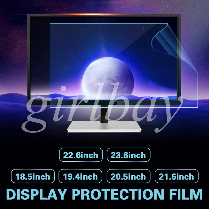 King Screen Protector Film Dustproof Anti-Shatter Universal Size High Performance Soft