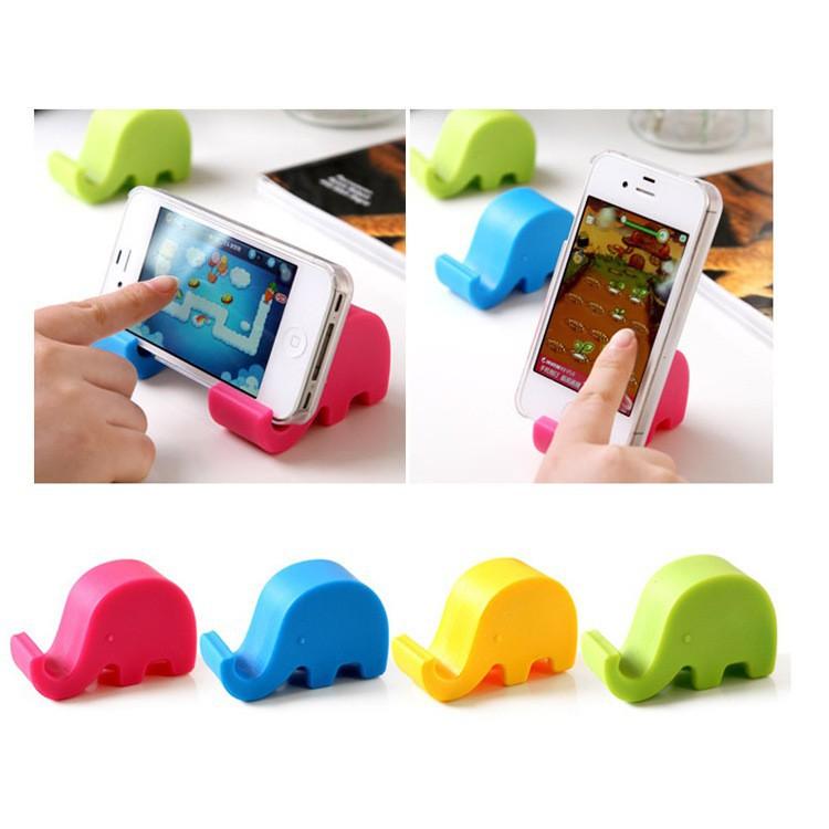Giá đỡ điện thoại hình con voi