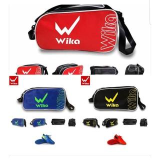 Túi đựng giầy đá bóng Wika 2 ngăn chính hãng - Đựng giầy đá bóng sân cỏ nhân tạo tại Fitsport thumbnail