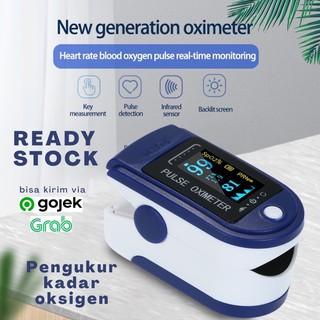 Máy đo nồng độ oxy trong máu đeo ngón tay thumbnail