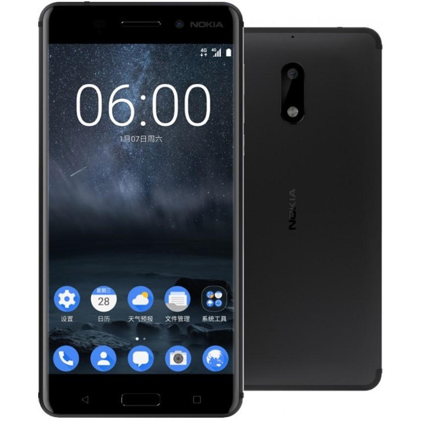 Nokia 6 Black - Chính hãng FPT - 3143214 , 372948691 , 322_372948691 , 5590000 , Nokia-6-Black-Chinh-hang-FPT-322_372948691 , shopee.vn , Nokia 6 Black - Chính hãng FPT