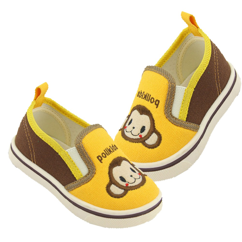 Giày lười đế cao su Polly Kids Monkey M-067 - 2858216 , 165799212 , 322_165799212 , 315000 , Giay-luoi-de-cao-su-Polly-Kids-Monkey-M-067-322_165799212 , shopee.vn , Giày lười đế cao su Polly Kids Monkey M-067