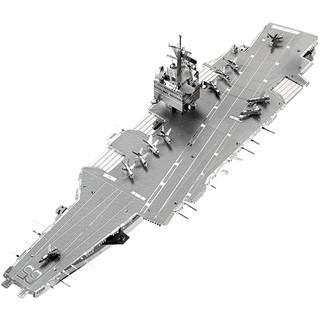 Mô hình lắp ráp kim loại Piececool P083-S - Tàu sân bay USS Enterprise (CVN-65)