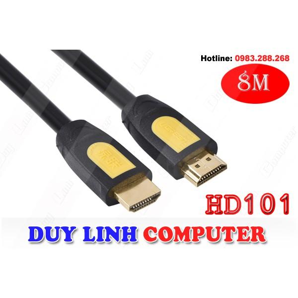 Cáp HDMI 8M Ugreen 10169 hỗ trợ 4K*2K