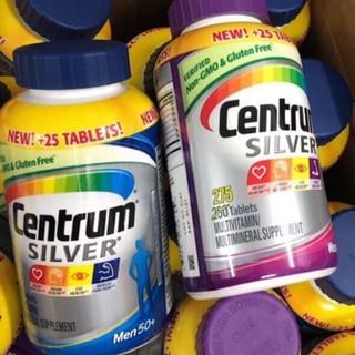 Viên uống Vitamin Centrum Silver 50+