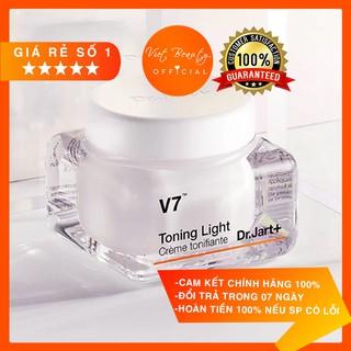 . Kem V7 Toning Light Full Size 50ml Authentic HÀN QUỐC. thumbnail