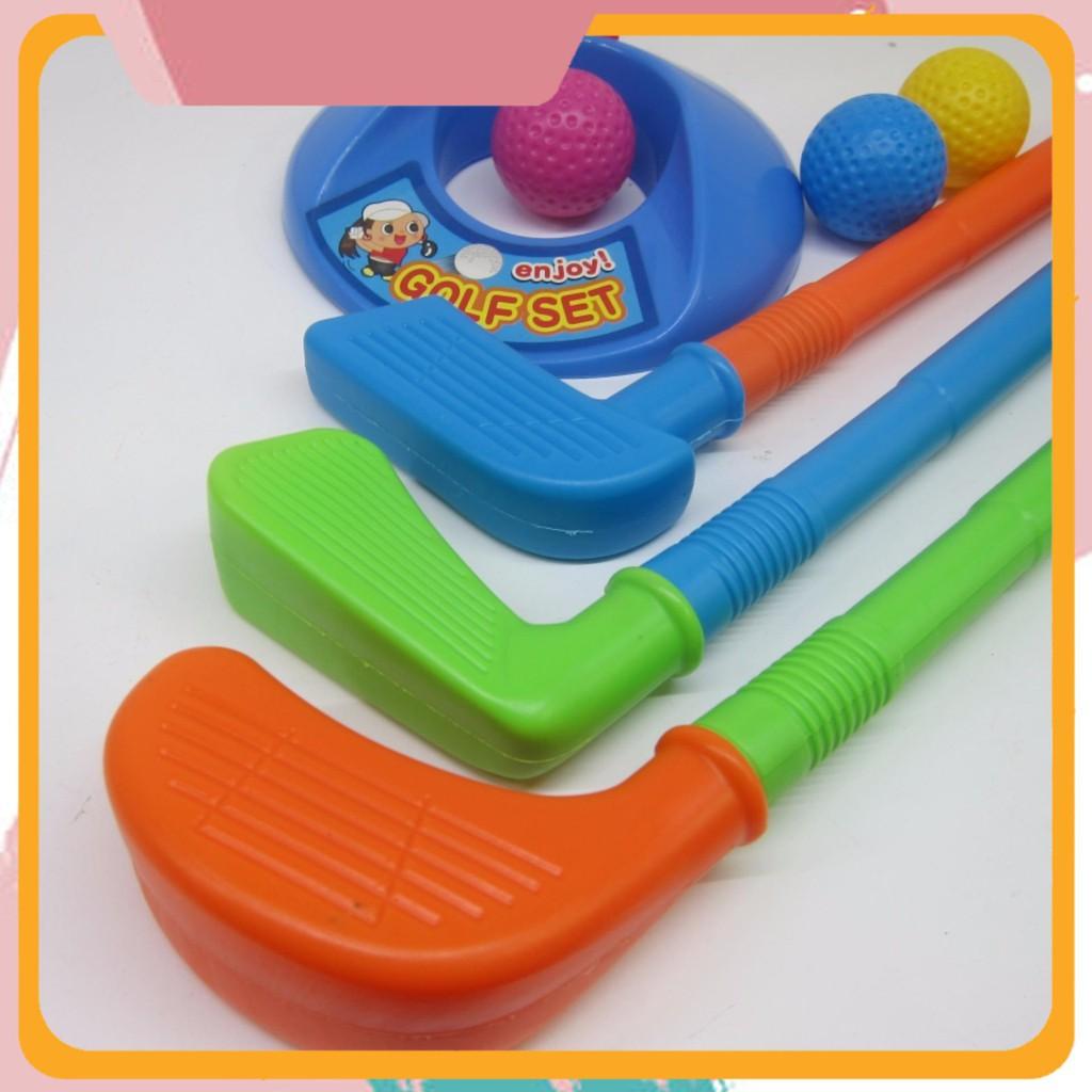 [Cực_Sốc] Bộ đồ chơi Golf mini hiệu Toyroyal
