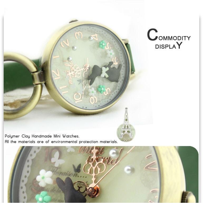 Đồng hồ 3D MINI World Hàn Quốc - MI010