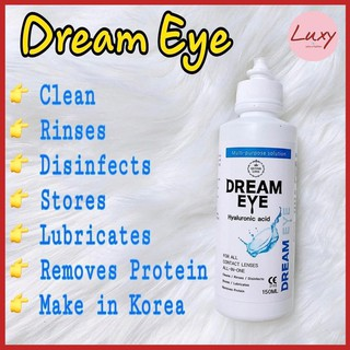 [Mã FAMS8 hoàn 8K xu đơn bất kỳ] Nước Ngâm Lens Hàn Quốc 150ml