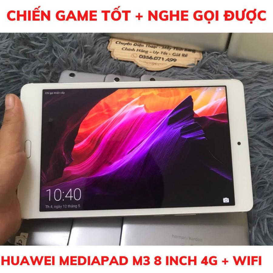 máy tính bảng huawei mediapad m3 8 inch 4G wifi