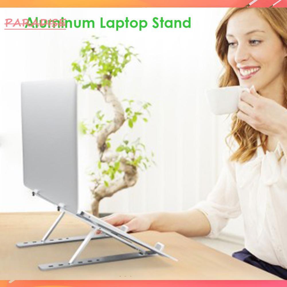 Giá Đỡ Laptop Bằng Hợp Kim Nhôm Có Thể Điều Chỉnh Chiều Cao