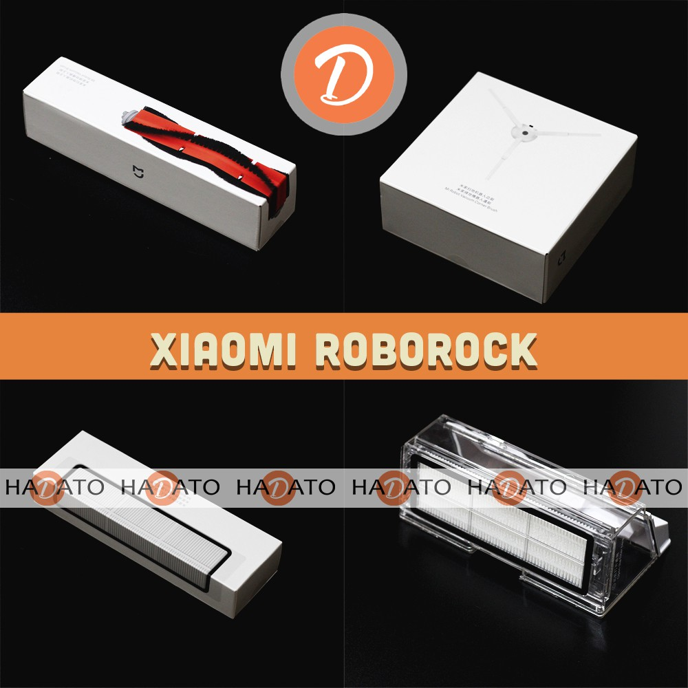 Phụ kiện robot Xiaomi Roborock, lọc hepa Xiaomi Roborock Gen 1/2/S50/S51/S55/S5 max/S6/T4/T6 Xiaowa C10 E20