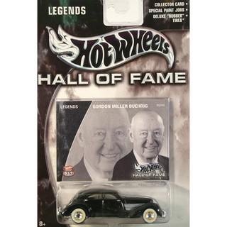Xe mô hình 1:64 Hot Wheels Hall of Fame – 1936 Cord