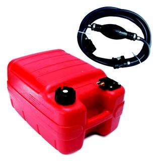Bình Xăng RờI UV 24L + Bộ Dây Bơm Xăng Cho Động Cơ Thủy Gắn Ngoài Yamaha – Mercury…