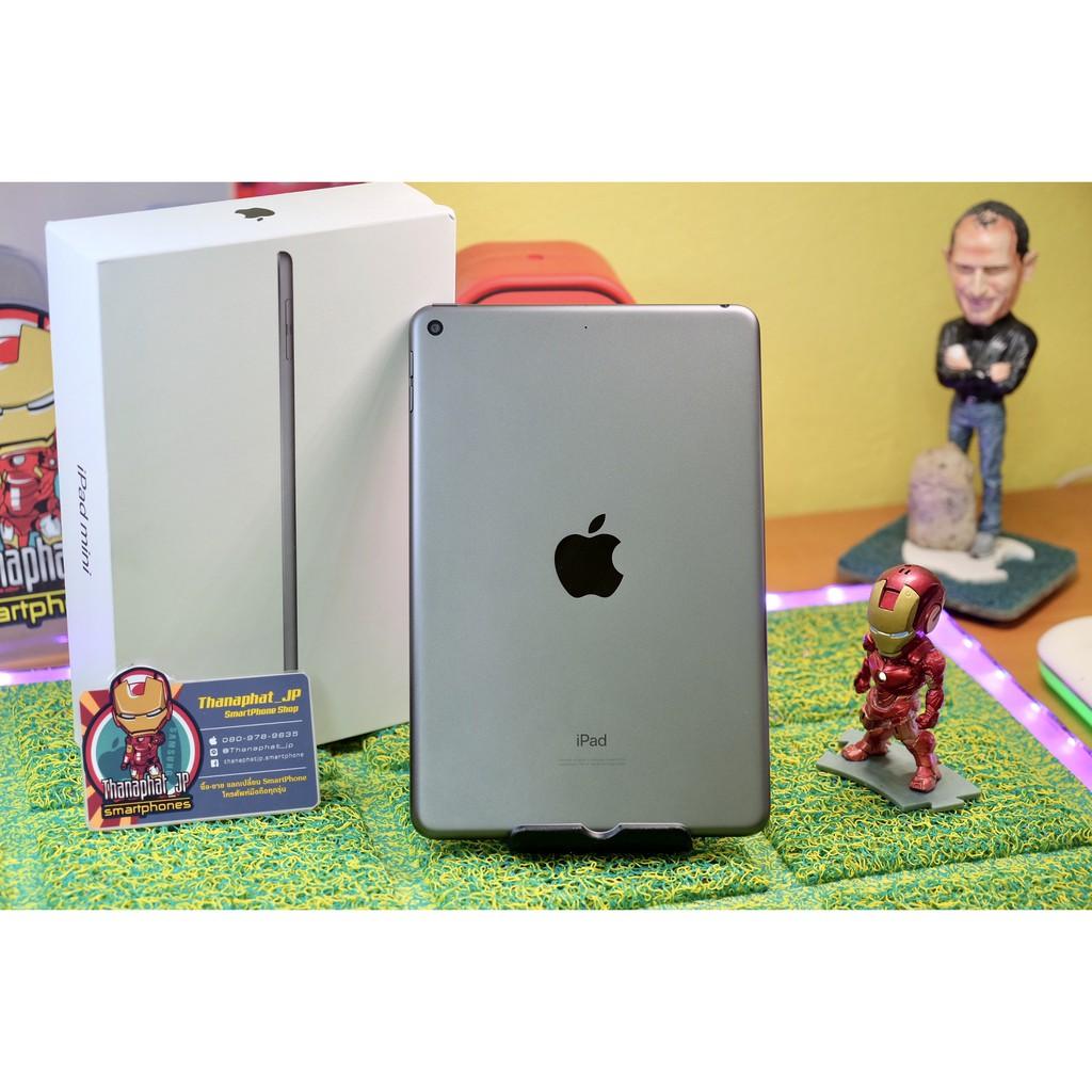 iPad Mini5 64GB Wifi ไร้ริ้วรอย สีดำ ประกันยาวๆ แท้ครบกล่อง