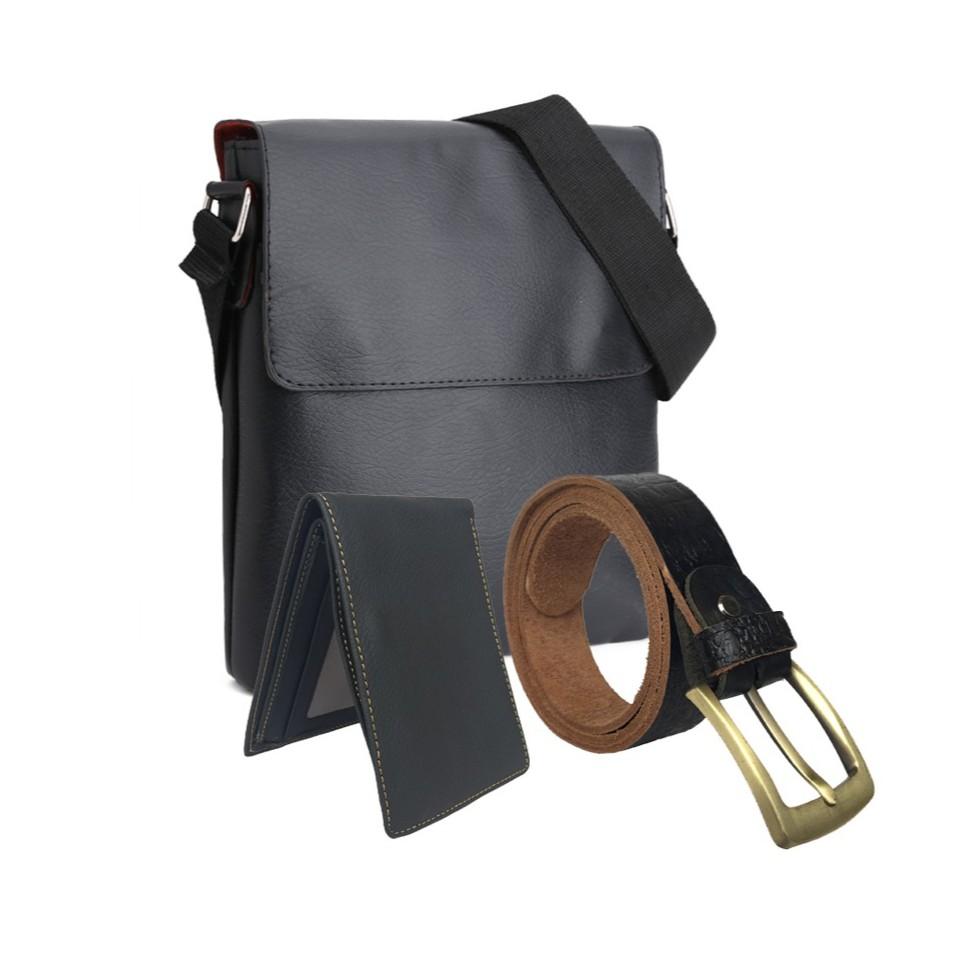 Bộ 3 sản phẩm Túi dây ví DaH2 CBIP0012D màu đen - 9999340 , 838940800 , 322_838940800 , 439000 , Bo-3-san-pham-Tui-day-vi-DaH2-CBIP0012D-mau-den-322_838940800 , shopee.vn , Bộ 3 sản phẩm Túi dây ví DaH2 CBIP0012D màu đen