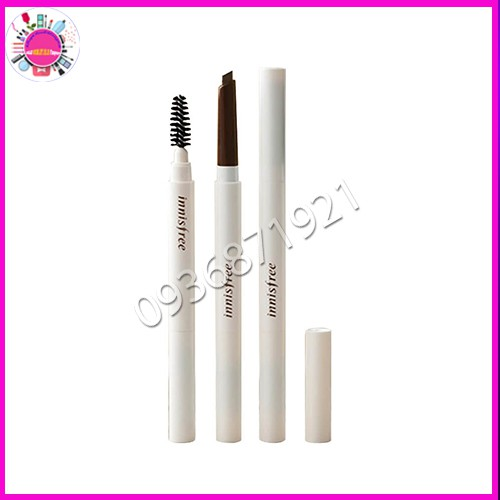 CHÌ KẺ MÀY INNISFREE AUTO EYEBROW PENCIL - 3584265 , 1140562507 , 322_1140562507 , 90000 , CHI-KE-MAY-INNISFREE-AUTO-EYEBROW-PENCIL-322_1140562507 , shopee.vn , CHÌ KẺ MÀY INNISFREE AUTO EYEBROW PENCIL