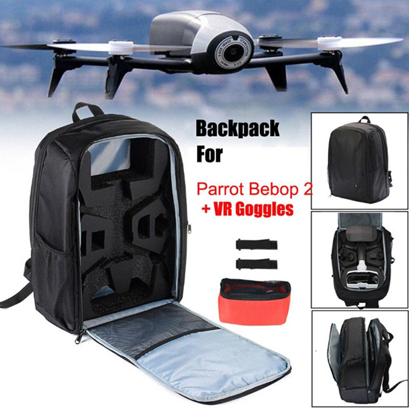 LFVN Bag backpack portable shoulder carrying case for parrot bebop 2 power FPV Grand Giá chỉ 958.000₫