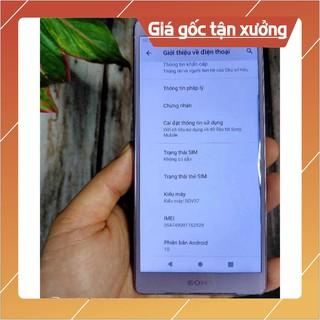 Điện thoại Sony Xperia XZ2,Snap 845,4/64Gb-Camera nét,chiến game ngon