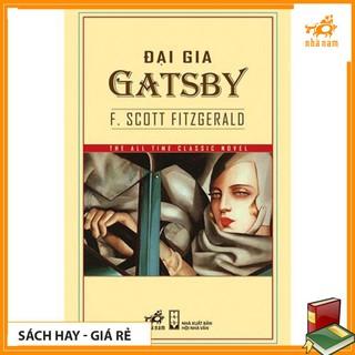 Sách - Đại gia Gatsby (TB 2018) (Nhã Nam)