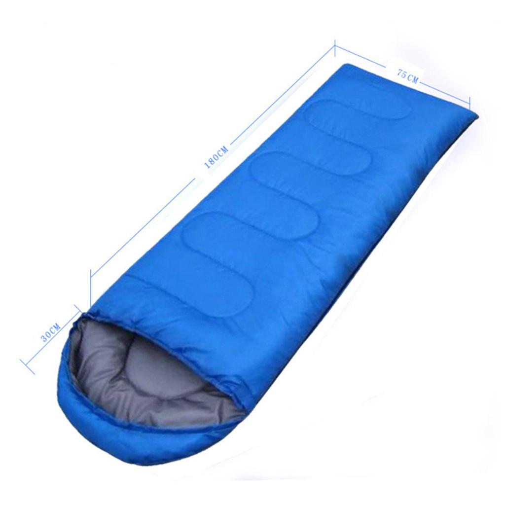 FREESHIP - Túi ngủ văn phòng, du lịch, phượt giữ ấm mùa đông