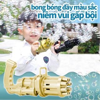 súng bắn bong bóng 8 nòng siêu mạnh cho bé thumbnail