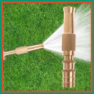 ĐẦU vòi tăng áp đa năng bằng đồng . tưới cây, rửa xe cực mạnh. thumbnail