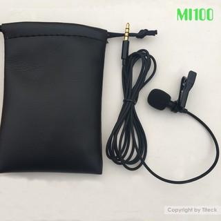 [Mã ELFLASH5 giảm 20K đơn 50K] Micro kẹp áo thu âm đơn dùng cho điện thoại máy tính bảng