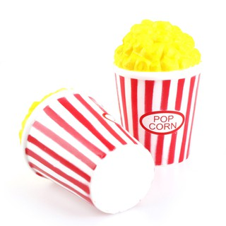 Jumbo Squishy Squeeze PU Popcorn Packaging Collection Gift Soft Toy 1PC