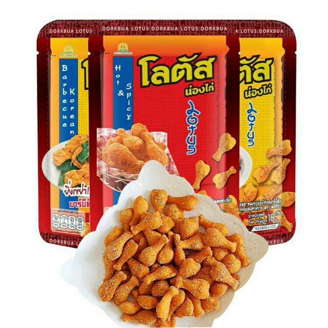 [Gói To 115g] Snack đùi gà Thái Lan siêu ngon