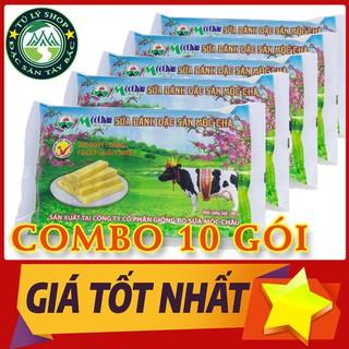 Combo 10 gói bánh sữa Mộc Châu 200g