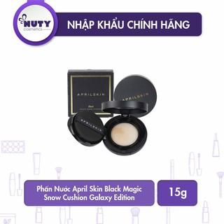 Phấn Nước April Skin Black Magic Snow Cushion Galaxy Edition (15g) thumbnail