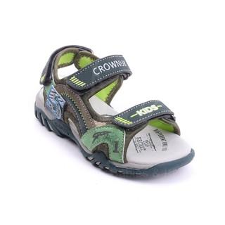 [Mã KIDMALL15 hoàn 15% xu đơn 150K] Xăng đan bé trai CROWN UK SPACE Active Sandals CRUK526