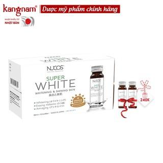 Nucos Super White - Collagen Giúp Giảm Nám Giảm Tàn Nhang Và Cải Thiện Da Bổ Sung Dưỡng Chất thumbnail