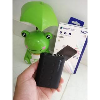 Sạc dự phòng Quick Charge Li-polymer 10000mAH UMETRAVEL TRIP10000 thumbnail