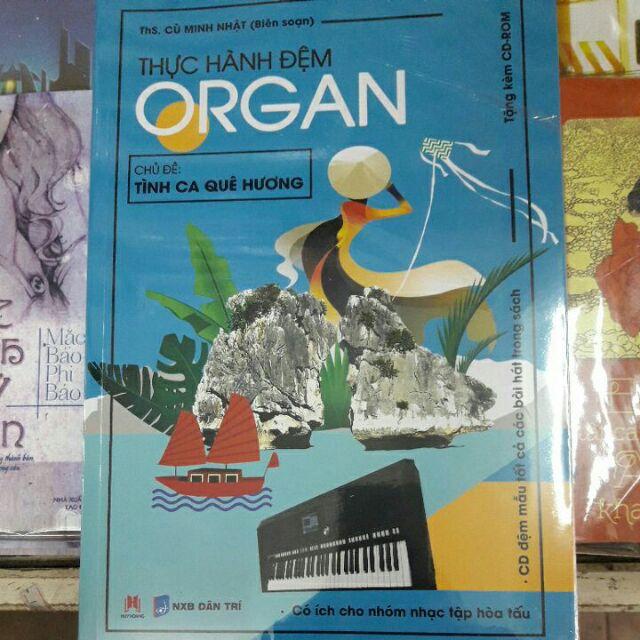 Thực hành đệm Organ.