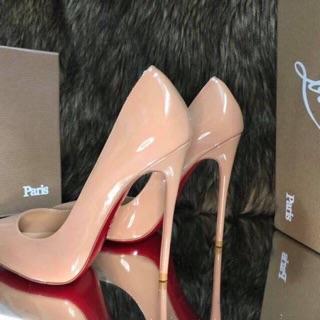 Giày Cao Gót 11P - VNXK Cao Cấp - Full Size 34-40