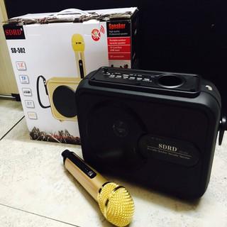 Loa Karaoke Mini SD-501 – Loa SD-501