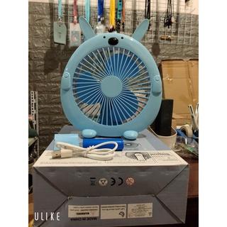[Xả] Quạt tích điện DESKTOP Fan 3 Tốc Độ (siêu rẻ)❤FREESHIP❤ Siêu to