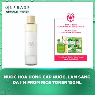 Nước hoa hồng cấp nước, làm sáng da I m From Rice Toner 150ml thumbnail