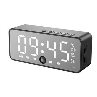 [Mã ELFLASH5 giảm 20K đơn 50K] Loa bluetooth Kimiso K11 kiêm đồng hồ led báo thức và đo nhiệt độ