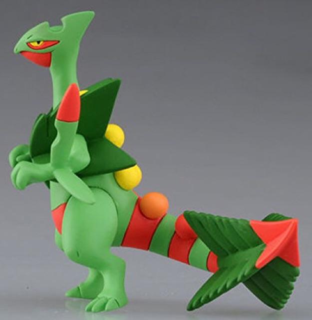 Mô hình Pokemon Mega Jukain