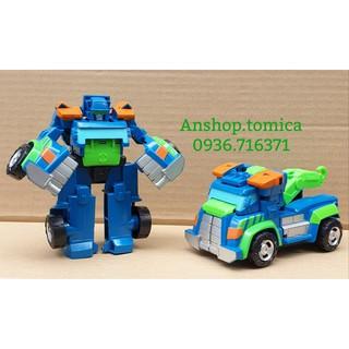 Robot Biến Hình Xe Công Trình 1 Bước Cho Bé (Transformers Hasbro - Mỹ) thumbnail