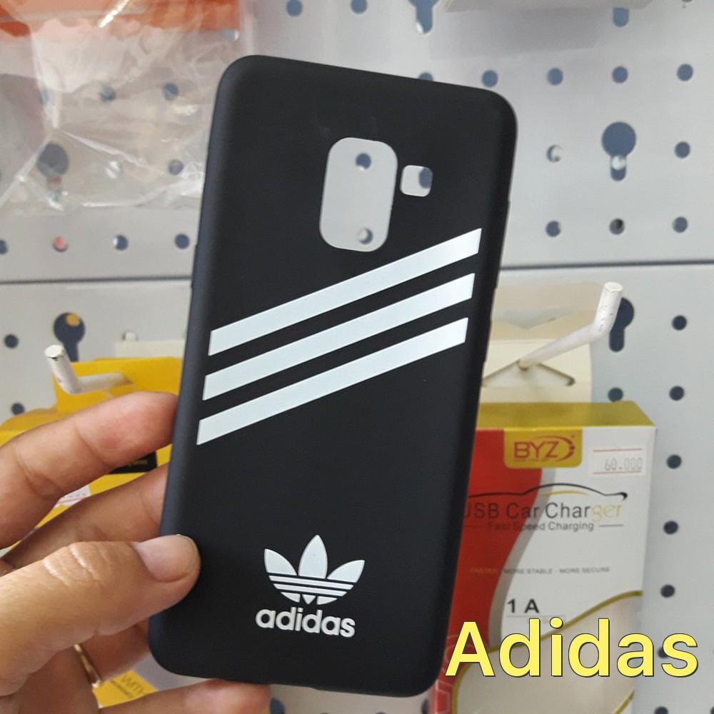 Ốp dẻo đen logo cho Samsung Galaxy A8 Plus/A8+ 2018 - 2873349 , 1113111003 , 322_1113111003 , 23000 , Op-deo-den-logo-cho-Samsung-Galaxy-A8-Plus-A8-2018-322_1113111003 , shopee.vn , Ốp dẻo đen logo cho Samsung Galaxy A8 Plus/A8+ 2018