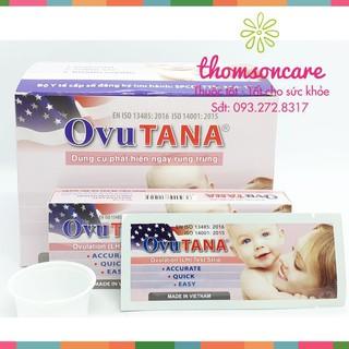 Que thử rụng trứng Ovutana - Chính xác cao - Hộp 1 que - Chính hãng. 5