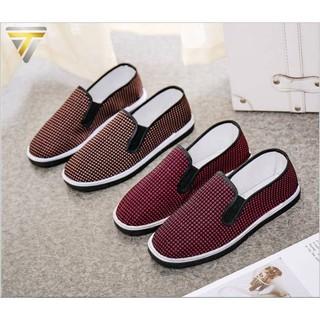[Mã FASHIONRNK giảm 10K đơn 50K] Giày lười vải nam - nữ đi bộ êm chân TRT-GLNU-04 thumbnail
