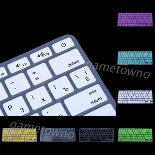 Vỏ Silicon Bảo Vệ Bàn Phím Cho Apple Macbook Air Pro 13 15 thumbnail