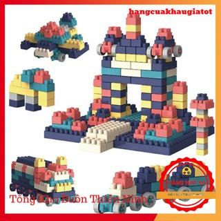 BỘ LEGO 520 CHI TIẾT GIÚP BÉ PHÁT TRIỂN TOÀN DIỆN